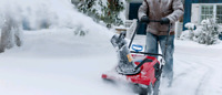Snow Removal Residential/Small Commercial Starting $30 Per Visit