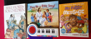 ▀▄▀Children's Picture Books Bible Stories