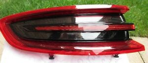 PORSCHE MACAN REAR TAIL LIGHT & BUMPER LIGHTS USED OEM