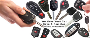 Auto keys for Jeep, Chrysler Dodge - Cut & Program -On the Spot