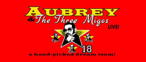 Floor tickets for ALL 3 shows - Aubrey & The Three Migos Tour