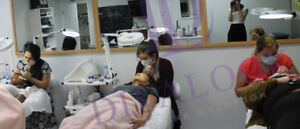 Eyelash Extensions - Training, Procedure and Products