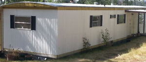 Mobile Home to be Moved ($7,500.00)