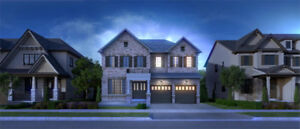 Pre Cons. Freehold  4 Bed+3 Bath Detached homes in Thorold