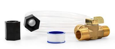 Permanent Pump Converter Winterizing Kit Lead Free  Certified Low Lead Content