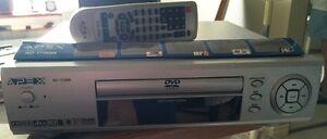 APEX AD 1700M DVD PLAYER ÉTAT NEUF...+++ West Island Greater Montréal image 1