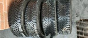 215/70/15 winter tires