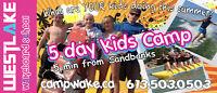 2017 kids camps at Westlake