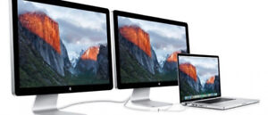 OFF LEASE APPLE THUNDERBOLT DISPLAY (27-INCH)