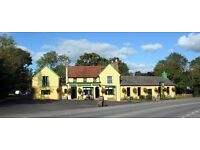 Bar/Waiting Staff Wanted for Busy Country Pub