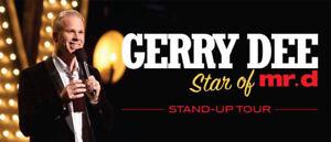 Gerry Dee Live