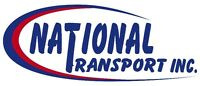 NATIONAL TRANSPORT NEED DRIVER CLASS # 1