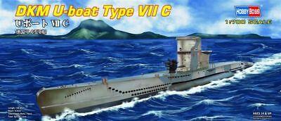 Hobby Boss 3487009 U-boot Dkm Typ Vii C 1:700 Modellbau Modell Bausatz Submarine