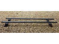 Thule Roof Rack Bars - SquareBar 761 120cm Wide