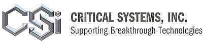 CriticalSystemsInc