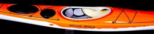 Northshore Atlantic LV - Composite Fiberglass - Touring Sea Kayak - New