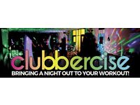 Clubbercise at the BlackE, 1 Clarence Street Liverpool