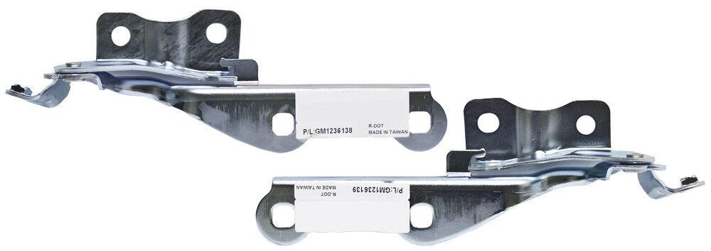 New Hood Hinge Set For 2006-2012 Toyota RAV4 Driver LH /& Passenger RH Side Pair