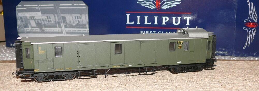 K17 Liliput L384903 Gepäckwagen  Pw4ü Bad 06  der DRG SONDERAKTION