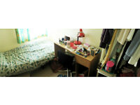 Small study bedroom to rent £90 pw.