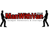 Man with Van Edinburgh, Single items, student removals , short notice, local, long distance moves