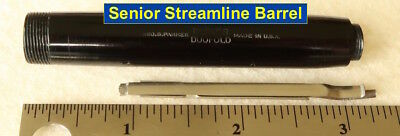New Old Stock Parker Tandem Pressure Bar for Streamline Pens, c1920s/30s, 60.5mm