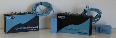 Gefen Component Audio Extender - Gefen Component With Audio Extender Ext-compaud-141