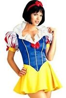 Sexy Snow White costume sz large adult