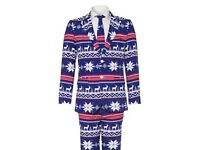 Christmas Rudolph Suit - Brand New, Never Worn