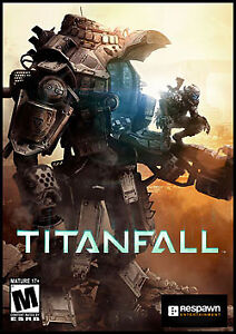 Titanfall for PC 30$ for full game or trade