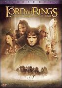 Lord of The Rings Fellowship DVD