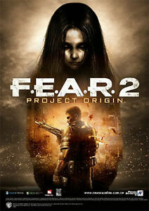 F.E.A.R.2 PROJECT ORIGIN TWO DISK SET