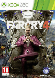 Far Cry 4 Game for Microsoft Xbox 360. | eBay