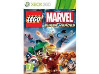 Lego Marvel Xbox 360