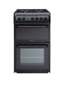 Hotpoint Twin gas cooker