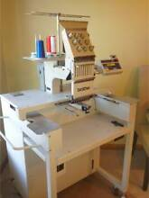 Home Embroidery Business...Commercial Embroidery Machine Elizabeth Town Meander Valley Preview