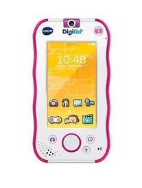 Vtech pink digigo