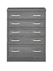 5 drawer brand new
