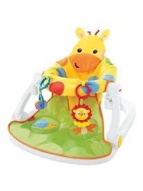 Fisher-Price Giraffe Sit-Me-Up
