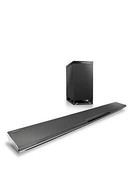 Panasonic SC-HTB485 250 Watt Bluetooth® NFC Soundbar with Wireless Subwoofer