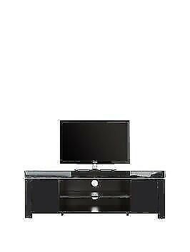 pretty nice 488f0 0b7de Atlantic Gloss Corner TV Unit with LED Light - fits up to 50 inch TV ( Flat  Pack ) | in Cheetham Hill, Manchester | Gumtree
