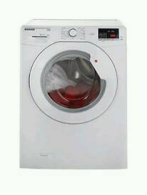 NEW!!! HOOVER DXA49W3 WASHING MACHINE - WHITE WITH 12 MONTHS WARRANTY