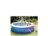 Bestway 10' Quick Set Up Pool with Filter