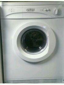 Belling tumble dryer 7 kg