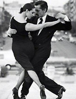 Argentine Tango Practice Partner or Group  -  Inquire within!