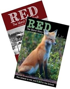 """""""RED"""" THE ISLAND STORY BOOK VOLUMES 1,2,3,4,5,6,7,9,10, 12 13 15"""