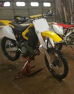 98 rm 125 with ownership
