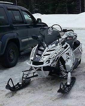 Polaris rmk 600 2012