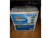 Intex Easy Set 10ft Swimming Pool