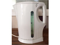 Cordless kettle. Good clean condition and in working order.